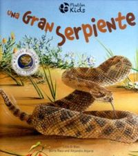 GRAN SERPIENTE, UNA (BILINGUE)