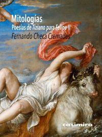 MITOLOGIAS - POESIAS DE TIZIANO PARA FELIPE II