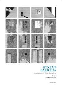 Etxean Barrena - Elena Odriozola / Gustavo Puerta