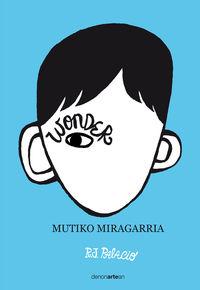 WONDER - MUTIKO MIRAGARRIA