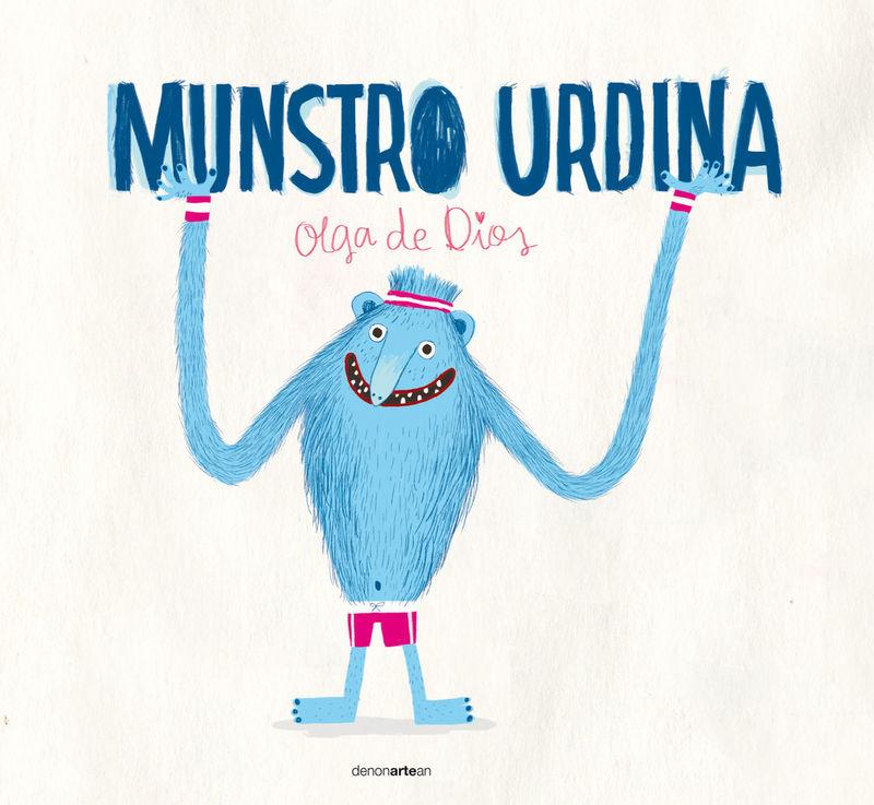 Munstro Urdina - Olga De Dios