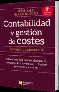 CONTABILIDAD Y GESTION DE COSTES