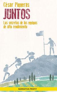 Juntos - Los Secretos De Los Equipos De Alto Rendimiento - Cesar Piqueras Gomez De Albacete