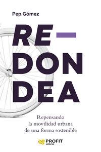 REDONDEA - REPENSANDO LA MOVILIDAD URBANA DE UNA FORMA SOSTENIBLE