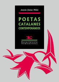 Poetas Catalanes Contemporaneos - Antonio Jimenez Millan
