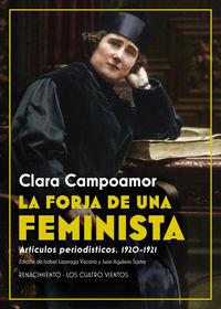 FORJA DE UNA FEMINISTA, LA - ARTICULOS PERIODISTICOS (1920-1921)