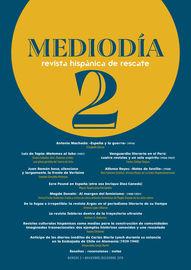 MEDIODIA 2 - REVISTA HISPANICA DE RESCATE