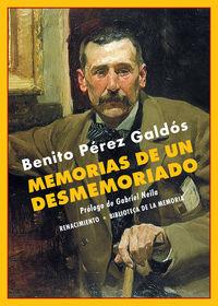 MEMORIAS DE UN DESMEMORIADO