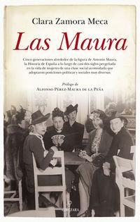 Las maura - Clara Zamora Meca