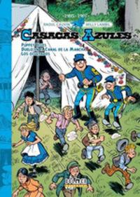 CASACAS AZULES 13 (1995-1997)