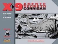 Agente Secreto X-9 Corrigan 3 (1970-1972) - Goodwin Archie