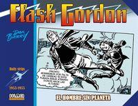 FLASH GORDON - EL HOMBRE SIN PLANETA (1953-1955) (DAILY STRIPS)