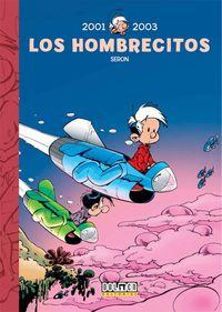HOMBRECITOS, LOS 14 (2001-2003) (INTEGRAL)