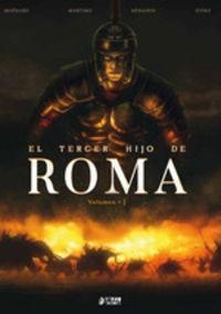TERCER HIJO DE ROMA, EL 1