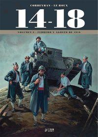 14-18 Nº3 - FEBRERO Y AGOSTO DE 1916