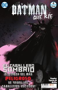 Batman Que Rie, El 4 - Scott Snyder / James Tynion Iv