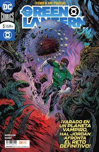 Green Lantern 87 / 5 (grapa) - Grant Morrison
