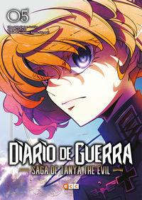 DIARIO DE GUERRA - SAGA OF TANYA THE EVIL 5