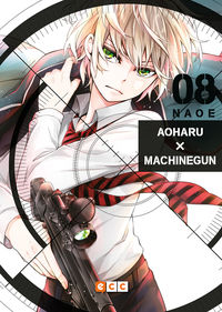AOHARU X MACHINEGUN 8