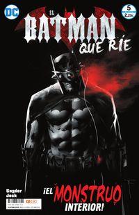 Batman Que Rie, El 5 - Scott Snyder / Jock