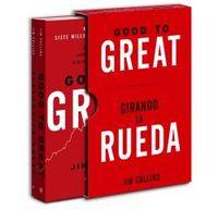 (ESTUCHE) GOOD TO GREAT + GIRANDO LA RUEDA