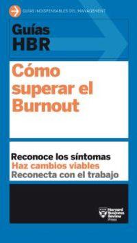 COMO SUPERAR EL BURNOUT