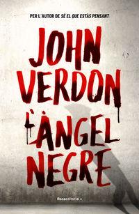 L'angel Negre - John Verdon
