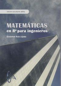 Matematicas En Rp Para Ingenieros - Guiomar Ruiz Lopez