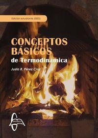 Conceptos Basicos Termodinamica - Justo R. Perez Cruz