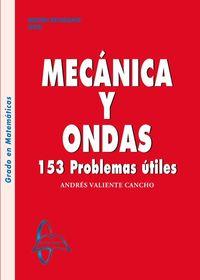 MECANICA Y ONDAS - 153 PROBLEMAS UTILES