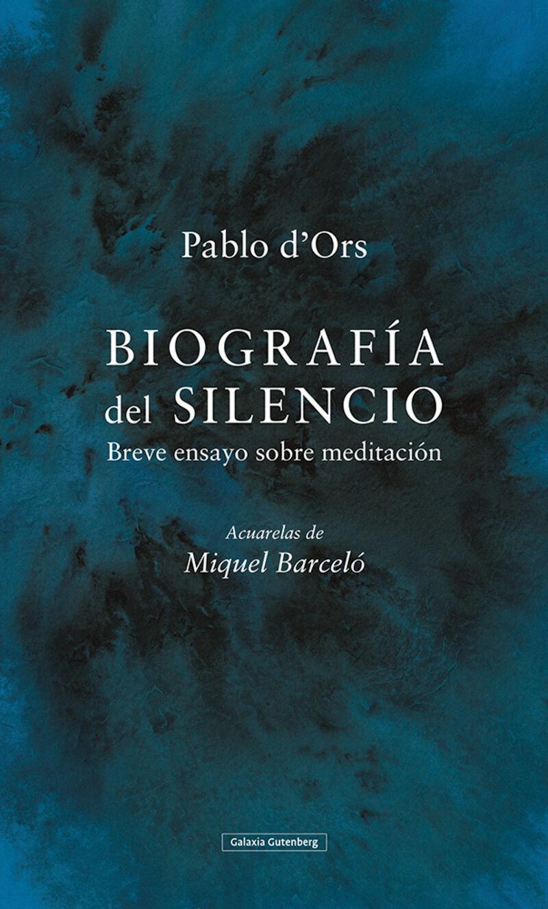 BIOGRAFIA DEL SILENCIO (ILUSTRADO)