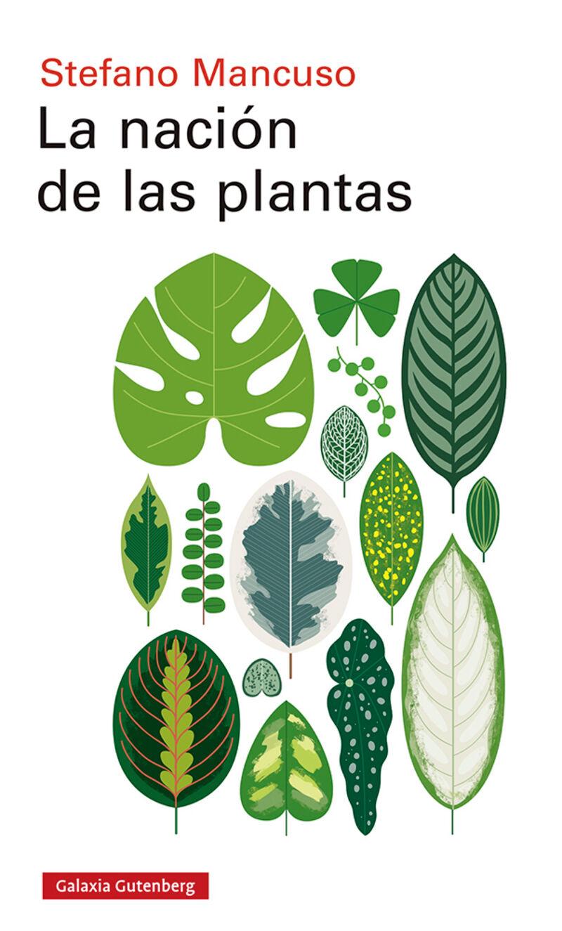 La nacion de las plantas - Stefano Mancuso