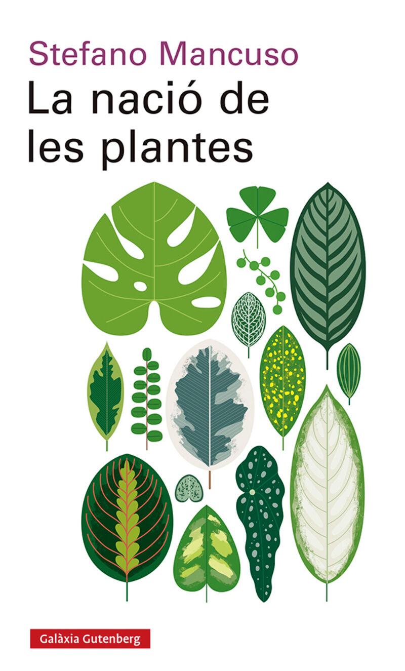 La nacio de les plantes - Stefano Mancuso