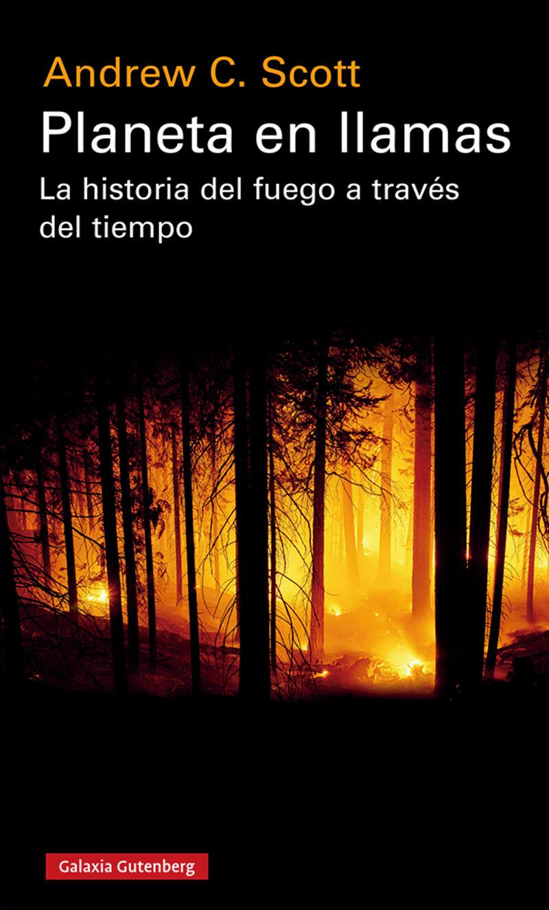 Planeta En Llamas - La Historia Del Fuego A Traves Del Tiempo - Andrew C. Scott