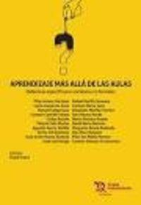 Aprendizaje Mas Alla De Las Aulas - Pilar Arranz Martinez / Rafael Marti Carmona