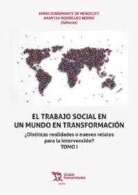 TRABAJO SOCIAL EN UN MUNDO EN TRANSFORMACION, EL (2 VOLS. )