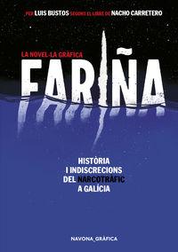 Fariña - La Novella Grafica (catala) - Luis Bustos
