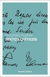 Textos Criticos - Thomas Mann