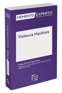 MEMENTO EXPERTO VIOLENCIA MACHISTA
