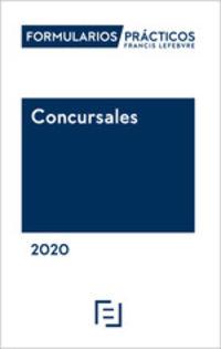 FORMULARIOS PRACTICOS CONCURSALES 2020