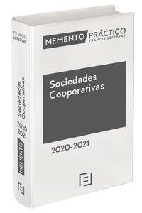 MEMENTO PRACTICO SOCIEDADES COOPERATIVAS 2020-2021
