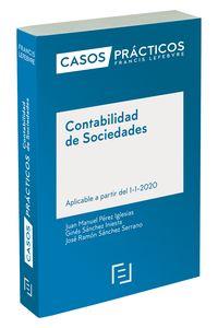 CASOS PRACTICOS CONTABILIDAD DE SOCIEDADES