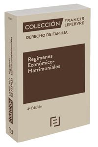(4 ED) REGIMENES ECONOMICO-MATRIMONIALES
