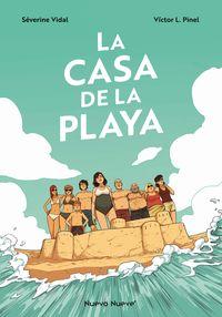 La casa de la playa - Victor L. Pinel / Severine Vidal