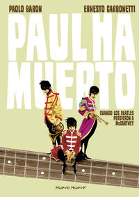 Paul Ha Muerto - Paolo Baron / Ernesto Carbonetti