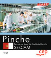 TEST - PINCHE (SESCAM) - SERVICIO SALUD CASTILLA LA MANCHA