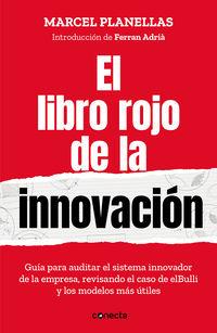 EL LIBRO ROJO DE LA INNOVACION (CON INTRODUCCION DE FERRAN ADRIA)