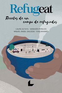 REFUGEAT - RECETAS DE UN CAMPO DE REFUGIADOS