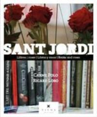 SANT JORDI, LLIBRES I ROSES