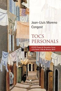 TOCS PERSONALS (XXXIX PREMI NARRATIVA CURTA 25 D'ABRIL VILA DE BENISSA 2019)